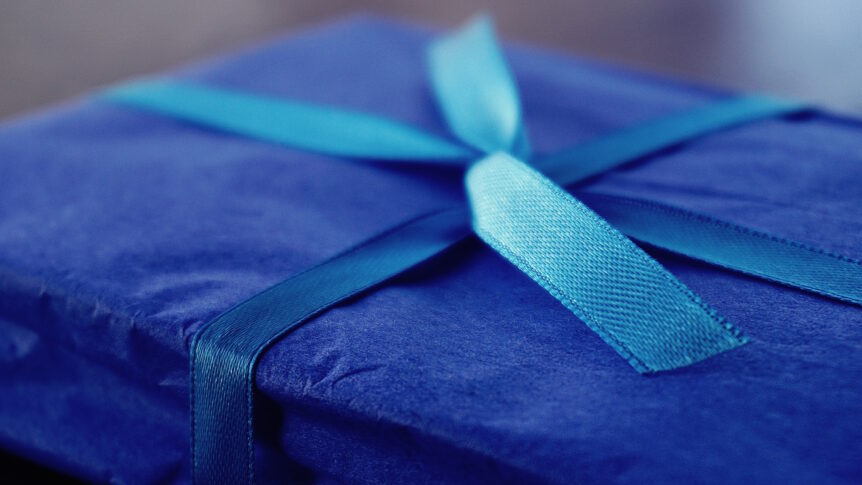 Impact Tissue | Valentine and Mother's Day gifts with printed tissue paper